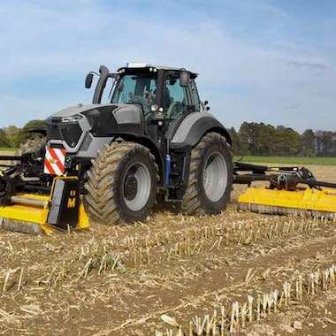 Muthing broyeurs mulcheurs gamme agricole
